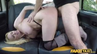 Fake Taxi British Bonde Bombshell Amber Jayne Wants The Job PornZek.Com