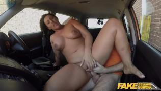 Fake Driving School Candi Kayne returns just for instructors big cock