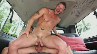 BAIT BUS - Get Your Straight Ass On the Bait Bus, Jace Chambers! Jeremy Stevens Want Dick!