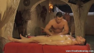 Sweet And Sour Genital Massage