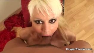 Busty latina cougar Elizabeth Maciel loves getting her holes filled