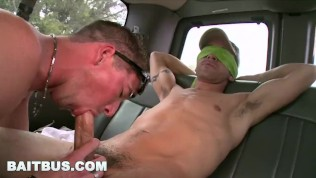 BAIT BUS - Country Boy Lee Paine Gets Tricked By Brock Blizard