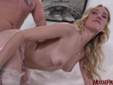 Riley Reyes loves it up the ass with some big white meat!