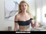 DadCrush - StepDaughter And Best Friend Fucked By Dad