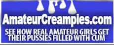 Amateur Creampies