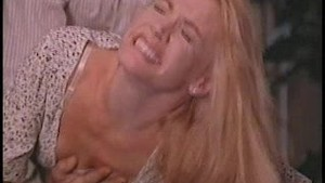 Shannon Tweed doggystyle sex from Scorned