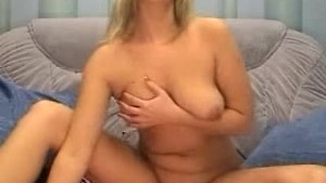The most sexy blonde I ever seen
