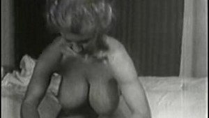 Virginia Bell Busty Vintage Retro Clip