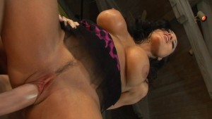 Bust Brunette Gets A Mouthful Of Cum - Production East