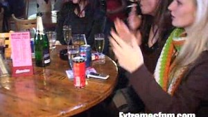 Live CFNM Party, Milfs sucking cock for fun