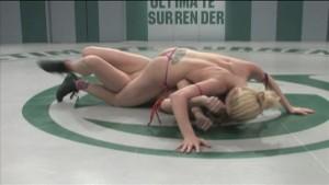 Naked Wrestling - Loser gets fucked!
