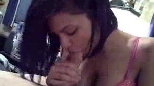 Big Tit Girlfriend Blowjob