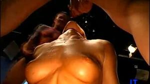 Bukkake and Creampie Orgy