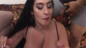 Big Tit Threesome - Pt. 2/5