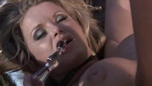 Hot MILF Getting Fucked By 2 Guys