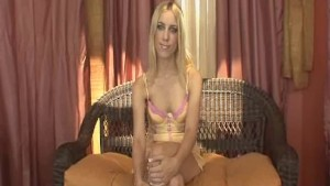 18 year old blonde barely legal Nikki @ Petergirls