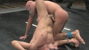 Hot guys acting tough!