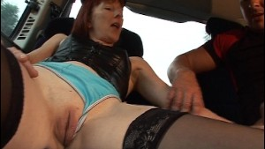 Sex in the van