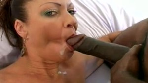 Big black one and the milf....