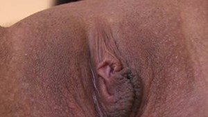 Melissa's Clit in Extreme Close Up in HD