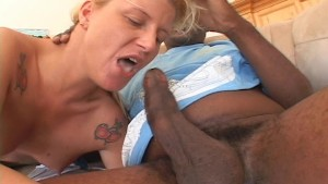 girl crawls on all fours for some dick part 2