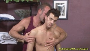 Twink Amateur Gets Rubbed