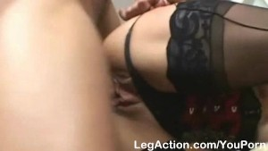 Busty Shannon extreme anal fucking