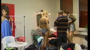 Lingerie Show for the Curious Man