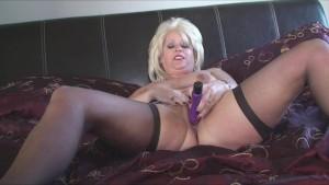 Sexy Mature Blobde Blonde