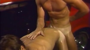 Arousing classic gay porn