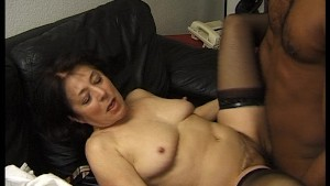 German Granny Has A Black Cock - Julia Reaves