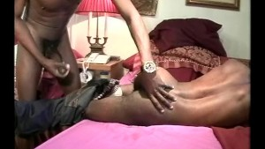 Jerking,sucking,rimming and doggy style fucking PT.1/3
