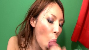 Double-Blowjob And Facial