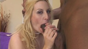 Blonde Wife's New Black Lover