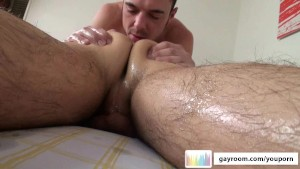 Manly Massage Turns Erotic.p3