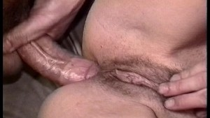In Her Ass and On Her Face - Temptation-mk