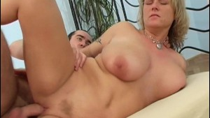 Big dick for busty blonde - ANT Studio