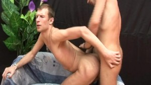 Stick it deep in his ass