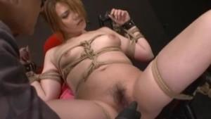 Insane Japanese BDSM Sex - Chihiro Fucking Machines!