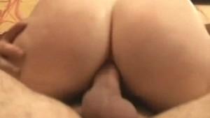 Amateur girlfriend home fuck with facial cumshot