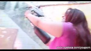 Oyeloca Evelyn Contreras amateur smalltits redhead latina hardcore sex