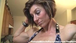 Mistress Amazon Muscle Worship