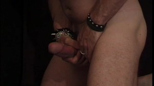 Leather Clad Studs - Macho Man Video