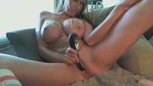 Kinky Big Breast MILF