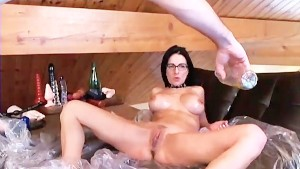 Pussy Filled With Butter