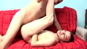 Nasty Gay Threesome Bareback Sex