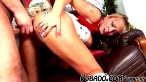 HE MAKES LOVE TO HORNY MATURE VUBADO MILF !!