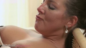 MOM MILF can t get enough of his cock