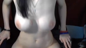 Big Breasts Wife Cam Show