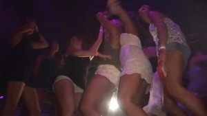 Babes letting loose in the club - DreamGirls